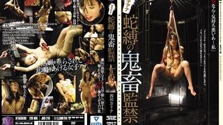 女子アナ蛇縛の鬼畜監禁 西田カリナ JBD-219