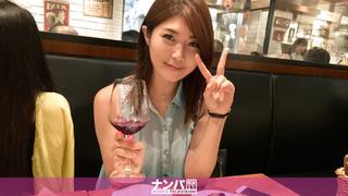 200GANA-1429 マジ軟派、初撮。 874 in 恵比寿 サキ 25歳 OL
