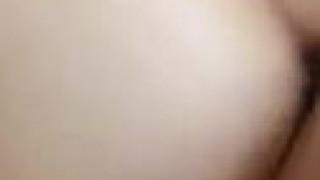 #back #ハメ撮り #素人 #ムービー #モロ #★ #お尻 Something