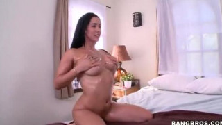 Isis Love - Busty Latina Milf Gets Creampie Filling