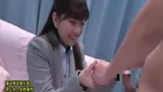 【マジミラ】かわいい新卒OLがお昼休みにドキドキドキドキ童貞の筆おろし
