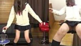 HD HDで字幕を付けた日本の女子高生の絶望ゲーム