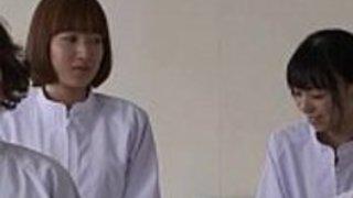 日本の男性と女性のゴム製品
