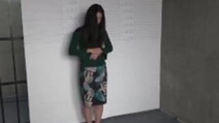 刑務所で中国人女性