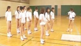 その4を点滅スーパーホット日本の女の子