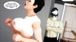 3Dコミック:国民の声。エピソード40