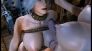3Dふたなりトランスポルノアナルゲーム