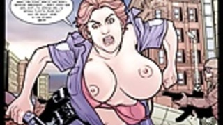 2Dのコミック:Cyberian国家。第5話