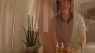 舞ワイフ富永美奈(望月るな) デカチンのハードピストンに白目をむいてマジイキする美女若妻