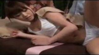 【源すずエステ】華奢でHなロリの美人娘ギャル、源すずの膣内射精レイプマッサージプレイ動画。【スケベ】