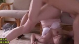 【希美まゆ】他人棒に中出しレイプされてまんこからザーメンを垂れ流す巨乳人妻