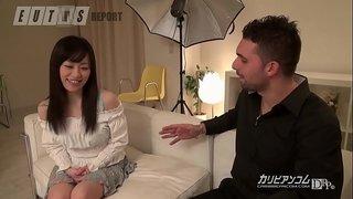 南欧テレビプロデューサーアントニオの日本AV潜入レポート 1