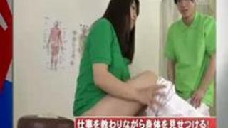 OLの姉29歳Fカップが整体師の義弟25歳と近●相姦